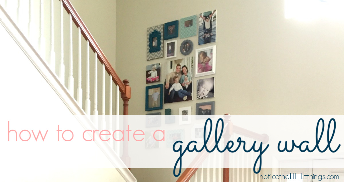 picture gallery wall
