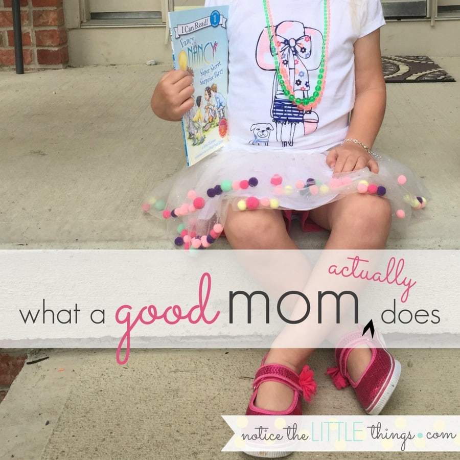 as a busy mom, sometimes i have this picture in my mind of what a good mom does. or what she should do. especially when it comes to things like school, activities, iPad time and my house. but i think i am probably wrong. #motherhood #reallifemotherhood #raisinggoodchildren #beingagoodmom #momlife #schoolactivities #parentingadvice #parentingtips #positiveparenting