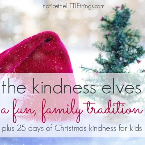 santa hat and christmas tree