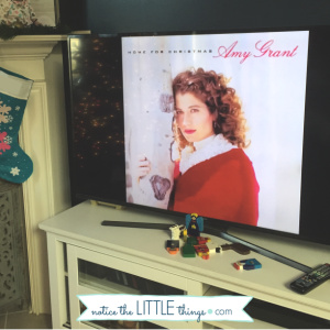 amy grant christmas on youtube