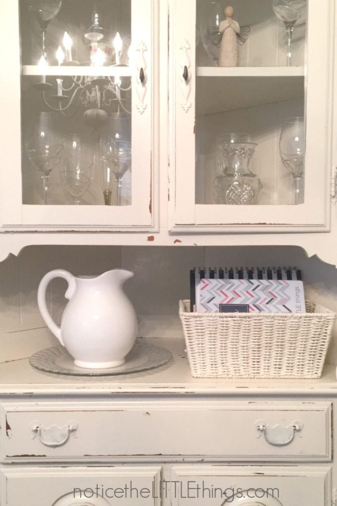 how to paint your hutch