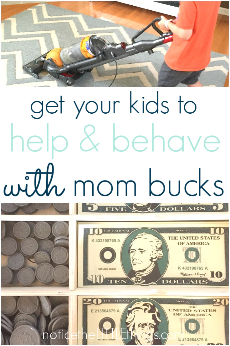 rewards for good behavior