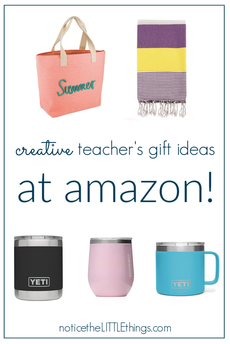 amazon teacher's gifts ideas