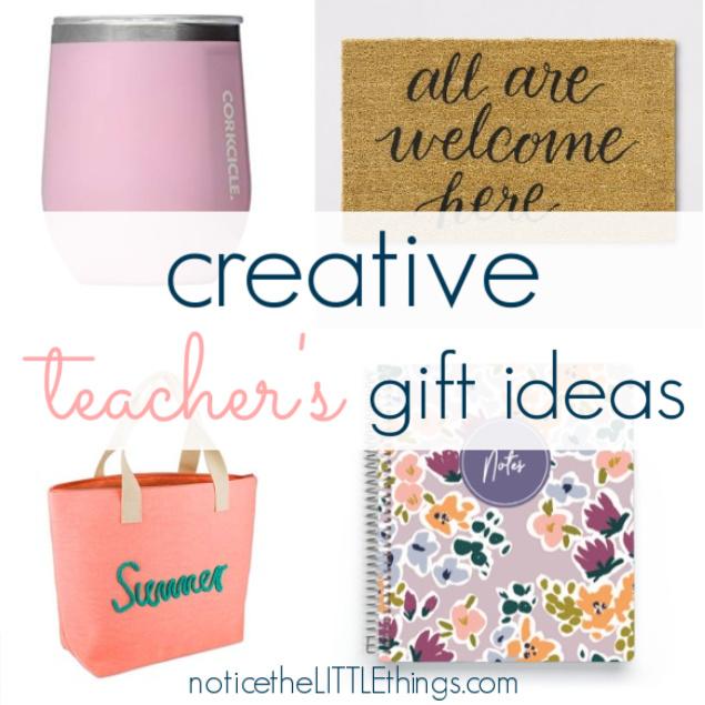 gift ideas for teachers