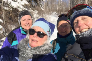 2019-01-26 Guided Snowshoe Hike 2