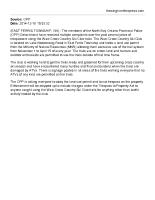 2014-12-16 – Trespassing – Wasi Cross Country Ski Club – The Wingham Free Press
