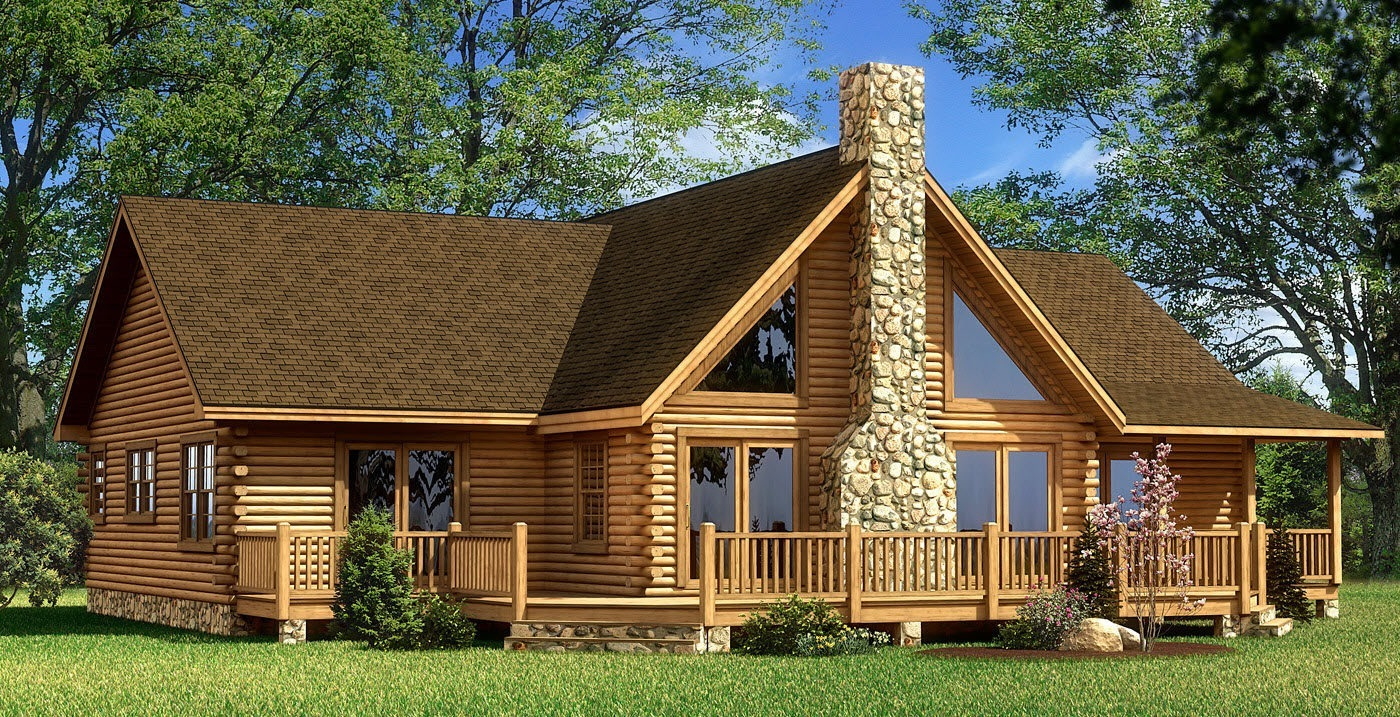 logcabins for sale in Polk County WI