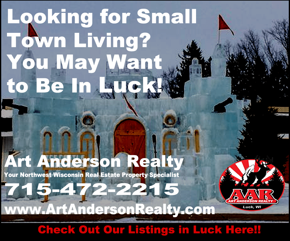 Luck WI Real Estate