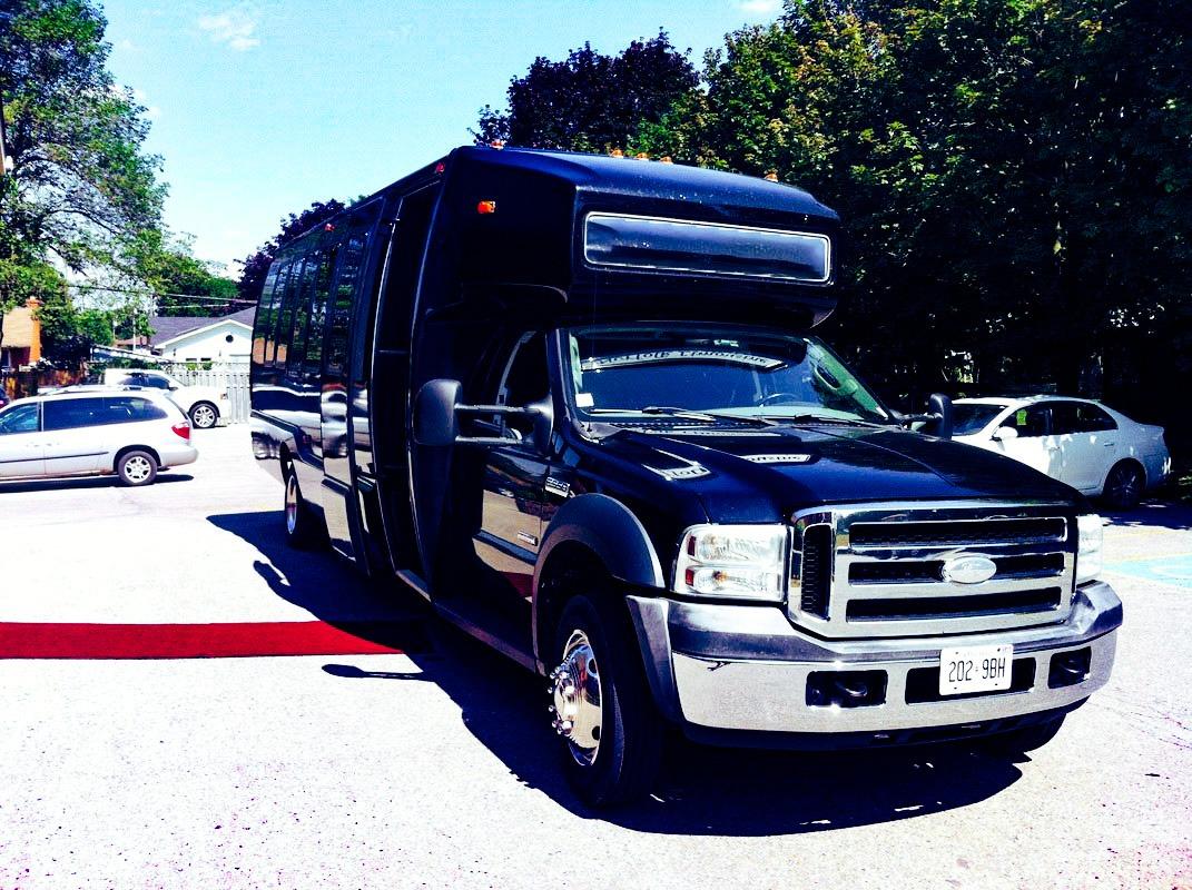 Party Bus Limo London Ontario