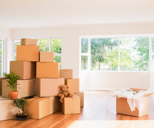 Packing tips and DIY boxes