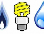 Options for changing your utilities.