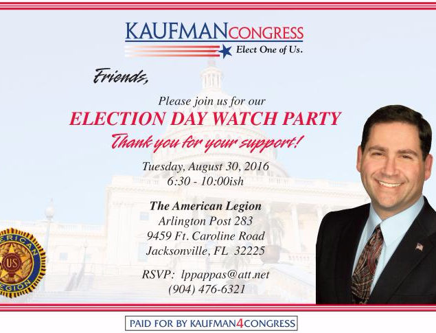 Election Day Watch Party