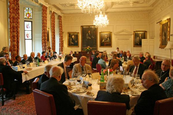 Pre-General-Synod Dinner, July 2016