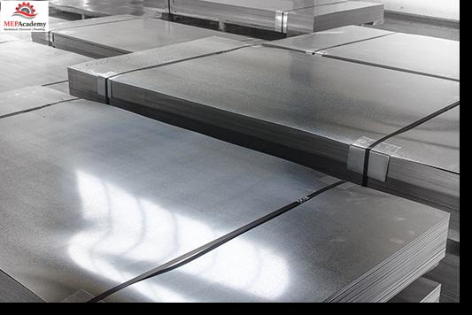 Sheet Metal Material - Flat Stock