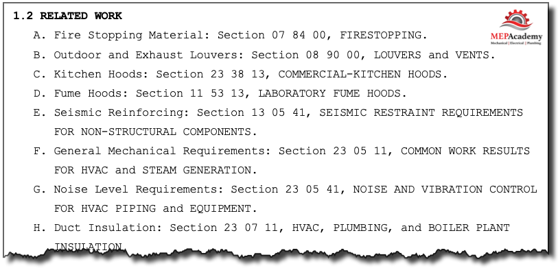 Specs General Section Related Work