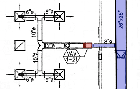 duct example