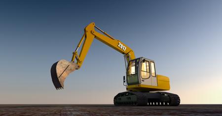 Backhoe Excavators