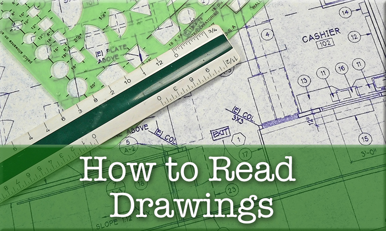 How to Read Drawings Course