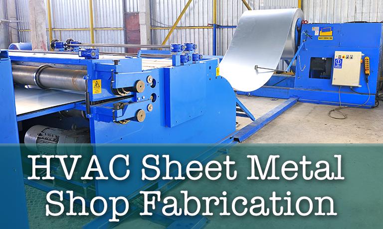 Sheet Metal Shop Fabrication Course