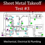 Sheet Metal Takeoff Test 3