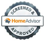 Home Advisor Badge for D&H AC