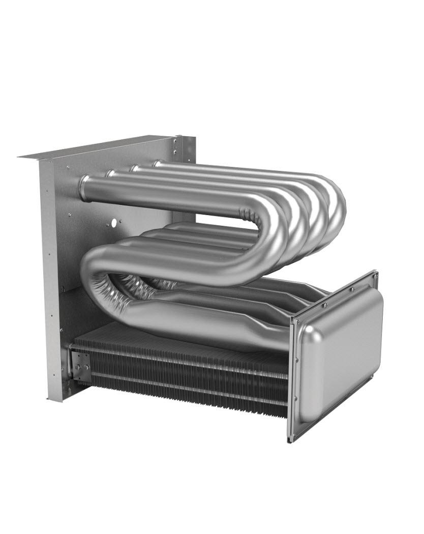 Daikin heat exchanger