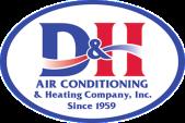 D&H Logo Small Circ CLR