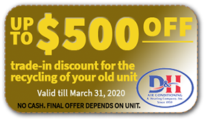 $500 OFF AC Trade-in Discount v5 301x178 - March 31 2020