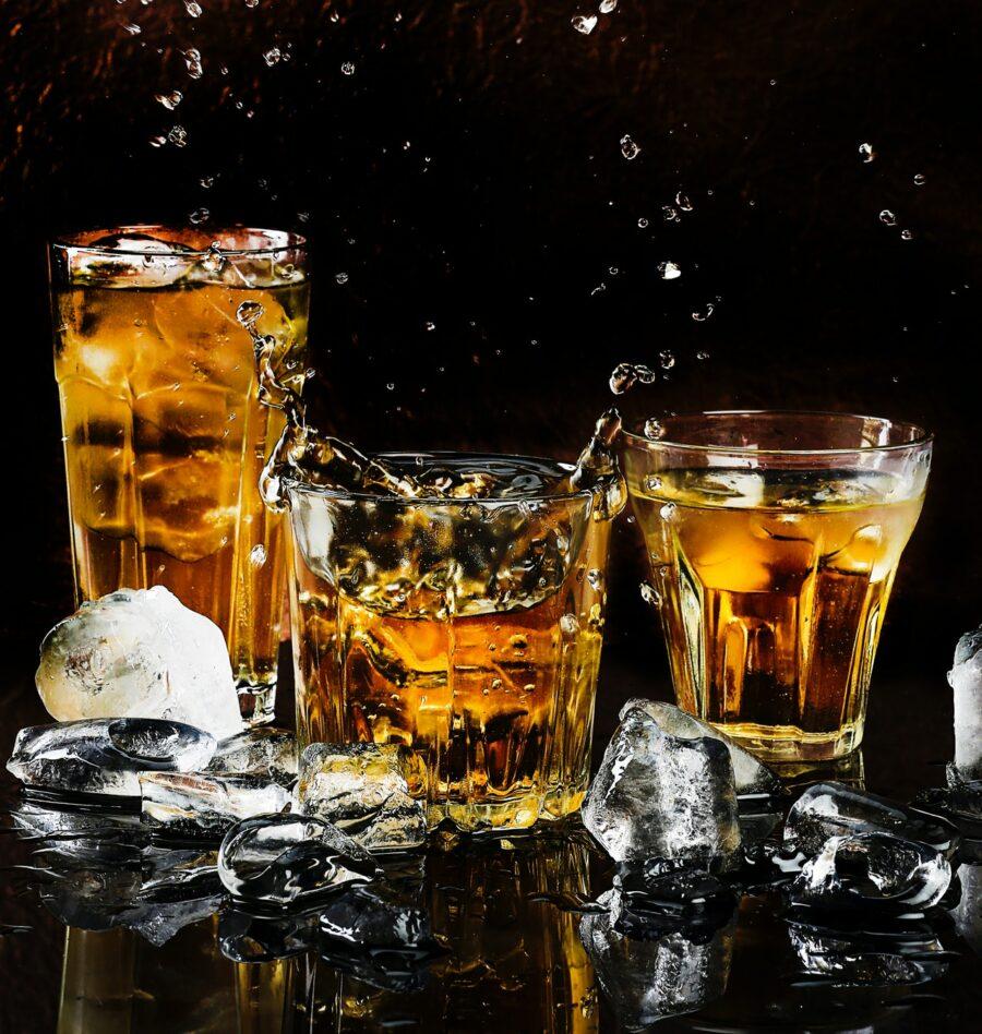 background drinks