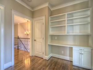 Avery Court - upstairs hallway