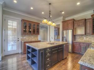 Avery Court kitchen
