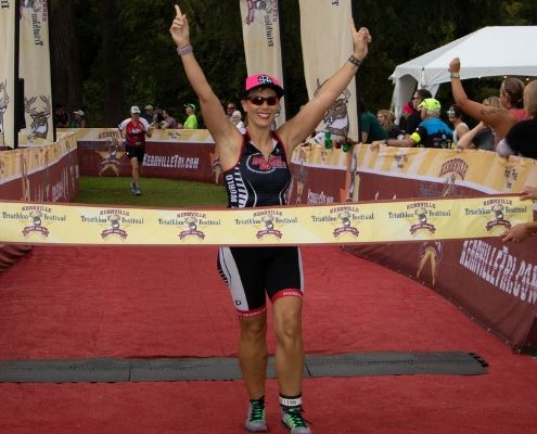 Cruise through the Debra Zapata Sprint Distance at Kerrville Triathlon when you follow this free quarter distance triathlon training plan!