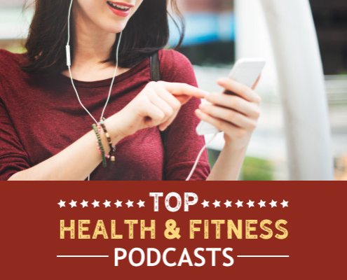 Top Health and Fitness Podcasts