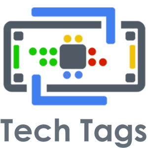 Tech tags logo
