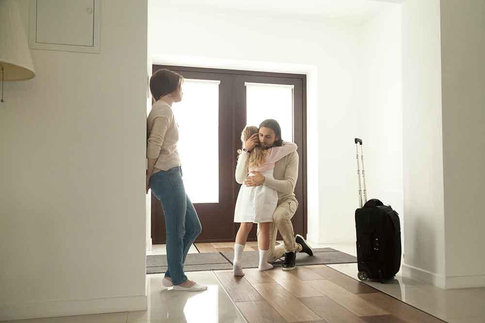 Designation of Competent Adult: Parents Must Relinquish Child