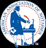 American Association of Notaries Membership Badge