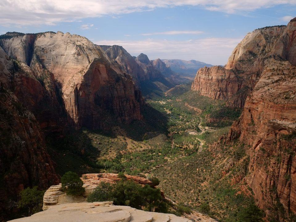 photo of canyon