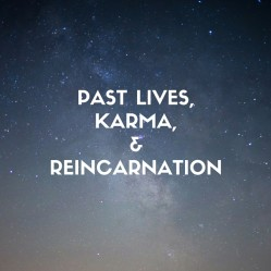Past Lives, Karma, and Reincarnation Workshop We are the accumulation of many lifetimes, and their effects are locked into our four archetypical energies: mental, physical, emotional, and spiritual.