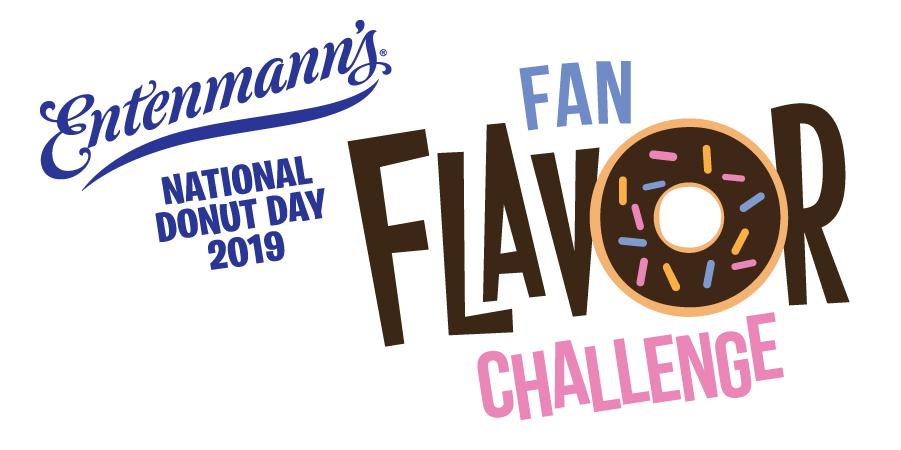 Entenmann's fan flavor challenge logo