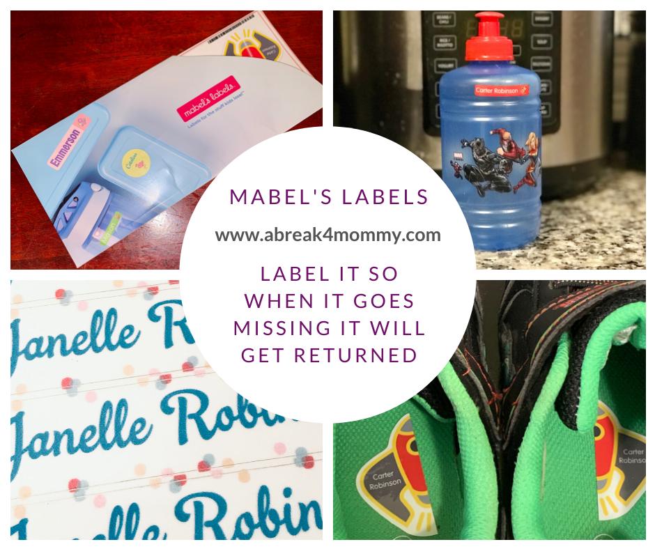 Mabel's Label