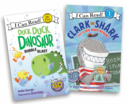 If you have been looking to start a home library for your little one, this is a wonderful way to do it. The I Can Read Book Club is an inexpensive way to start a collection for your child.