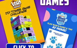 Celebrate Father's Day with these fun family games featuring some of your favorite Nickelodeon friends!