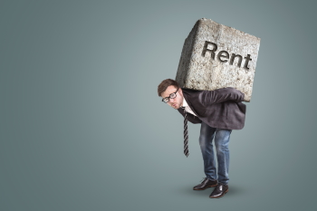 back rent related to COVID-19