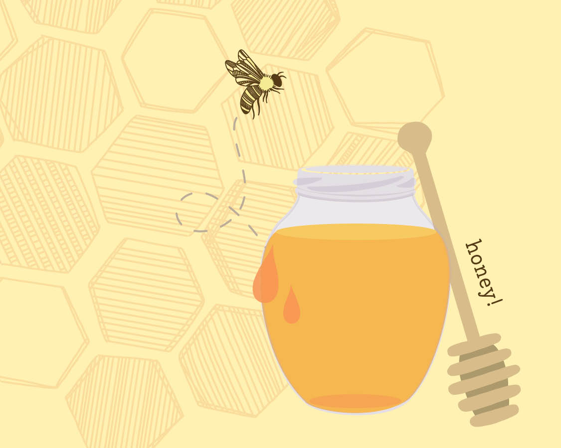 honey-making process
