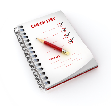 checklist for selling home