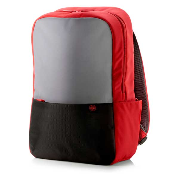 HP BackPack Duo Tone Roja