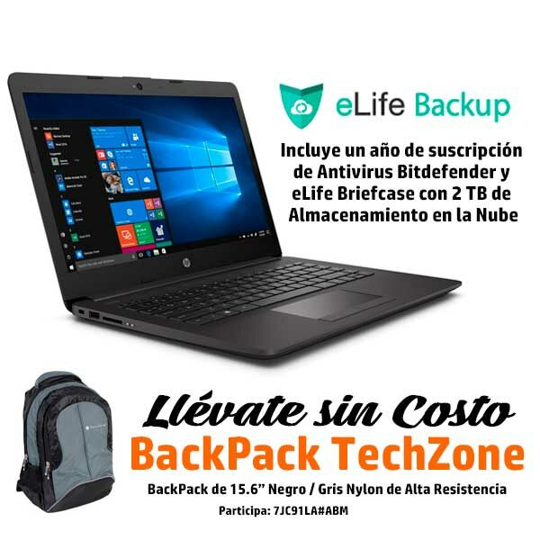 HP Notebook 240 G7 ELIFE