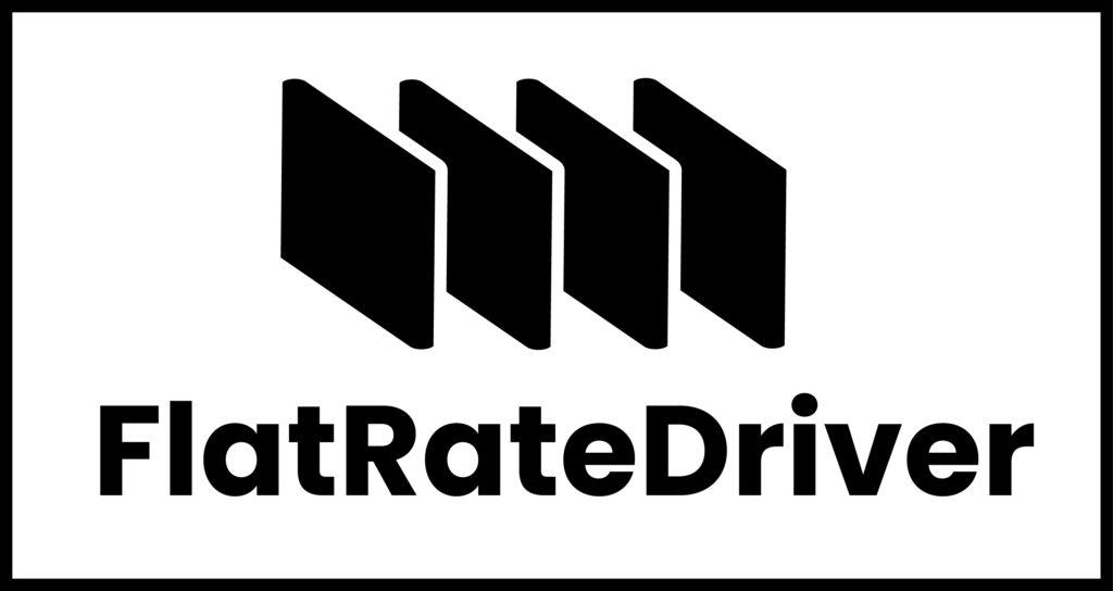 FlatRateDriver Logo