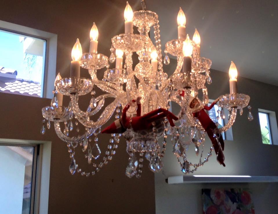 elves-in-chandelier