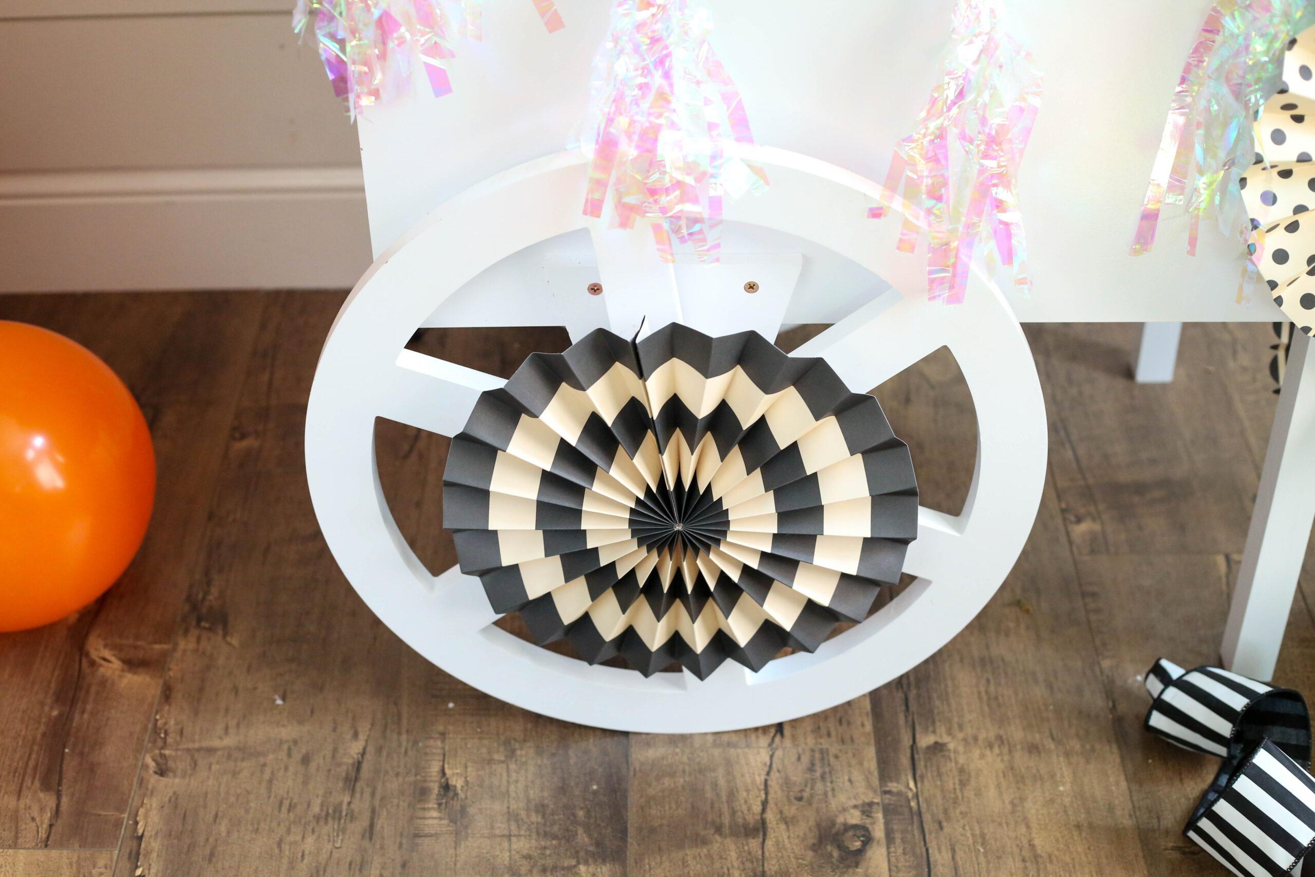 candy cart wheel
